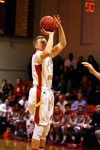 Judge Memorial Boy's Basketball vs Weber • 11-27-2013     10