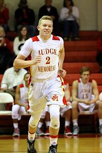 Judge Memorial Boy's Basketball vs Weber • 11-27-2013     2