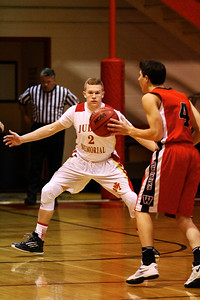 Judge Memorial Boy's Basketball vs Weber • 11-27-2013     6