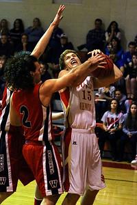 Judge Memorial Boy's Basketball vs Weber • 11-27-2013     12