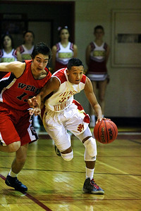 Judge Memorial Boy's Basketball vs Weber • 11-27-2013     23
