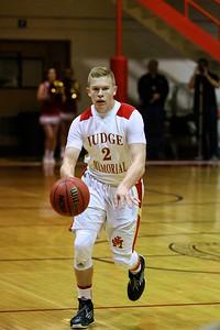 Judge Memorial Boy's Basketball vs Weber • 11-27-2013     19