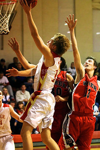 Judge Memorial Boy's Basketball vs Weber • 11-27-2013     32
