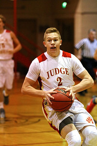 Judge Memorial Boy's Basketball vs Weber • 11-27-2013     14
