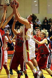 Judge Memorial Boy's Basketball vs Weber • 11-27-2013     31