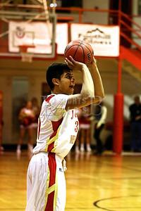 Judge Memorial Boy's Basketball vs Weber • 11-27-2013     29