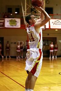 Judge Memorial Boy's Basketball vs Weber • 11-27-2013     27