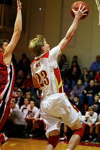 Judge Memorial Boy's Basketball vs Weber • 11-27-2013     24