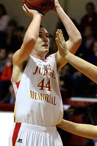 Judge Memorial Boy's Basketball vs Weber • 11-27-2013     21