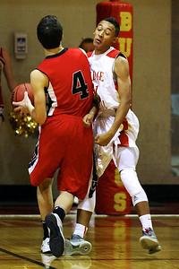 Judge Memorial Boy's Basketball vs Weber • 11-27-2013     8