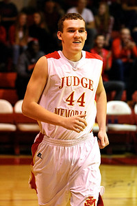 Judge Memorial Boy's Basketball vs Weber • 11-27-2013     4