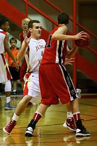 Judge Memorial Boy's Basketball vs Weber • 11-27-2013     15