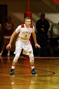 Judge Memorial Boy's Basketball vs Weber • 11-27-2013     17