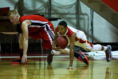 Judge Memorial Boy's Basketball vs Weber • 11-27-2013     7