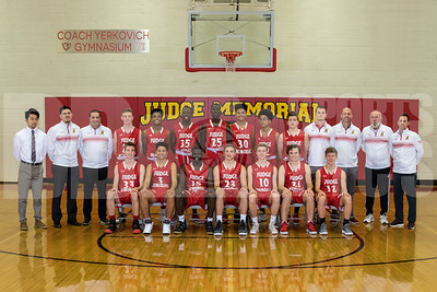 Judge BB 17-18 Boys Team Varsity