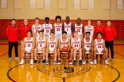18-19 Judge Boys Varsity Team Photo 4x6