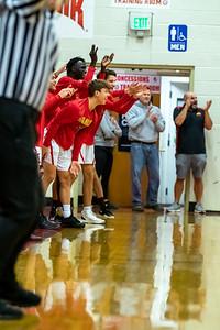 Judge Memorial Boys Basketball