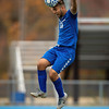 Boys Varsity Soccer:  Braintree defeated Newton North 1-0 on October 29, 2019 at Braintree High School in Braintree, Massachusetts.