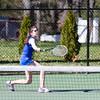 Needham Girls Varsity Tennis defeated Braintree 5-0 on Wednesday  April 15, 2015, at Needham High School in Needham, Massachusetts.