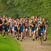JV Cross Country - Needham hosted Braintree and Dedham at a BSC Tri-Meet on September 20, 2011, at Cutler Park in Needham, Massachusetts.