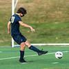 Boys Varsity Soccer - Needham defeated Brookline 2-0 on October 10, 2002 at Needham High School in Needham, Massachusetts.