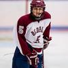 Dedham Boys Varsity Hockey tied Brookline 2-2, on December 8, 2014, at Noble & Greenough in Dedham Massachusetts.