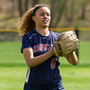 Needham Girls Varsity Softball defeated Brookline on May 7, 2014 at Needham High School in Needham, Massachusetts.