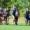 Brookline Boys Varsity Cross Country defeated  Needham on September 18, 2013, at Larz Anderson Park in Brookline, Massachusetts.