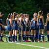 Brookline Varsity Field Hockey defeated Newton South 3-0 on September 6, 2014, at Newton South High School in Newton, Massachusetts.