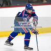 Boys Varsity Hockey: St. John's Prep defeated Burlington 3-2 on January 15, 2018, at O'Brian Arena in Woburn, Massachusetts.