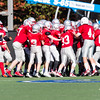 Freshman Football: St. John's Prep defeated Catholic Memorial 21-10 on October 10, 2016, at St. John's Prep in Danvers, Massachusetts.