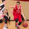 4th Boys Basketball - Catholic Memorial defeated St. Sebastians 53-42 on January 25, 2016, at St. Sebastians School in Needham, Massachusetts.