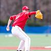 Varsity Baseball: St. John's Prep defeated Catholic Memorial 8-7 on April 6, 2016, at St. John's Prep in Danvers,  Massachusetts.