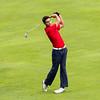 Varsity Golf: St. John's Prep defeated Central Catholic  218 - 247 on September 27, 2016, at the Salem Country Club in Salem, Massachusetts.