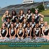 JV Cheer Team 8x10