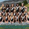 JV Cheer Team 5x7