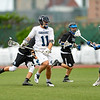 Boys Varsity Lacrosse: Cohasset defeated Dover-Sherborn 10-6  to win the MIAA 2018 Division 3 State Championship on June 24, 2018 at Nickerson Field in Boston, Massachusetts.
