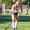 Varsity Field Hockey:  Wellesley defeated Dedham 3-0 on October 6, 2015, at Wellesley High School in Wellesley, Massachusetts.