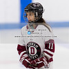 Girls Varsity Hockey: Dedham defeated Stoughton 8-0 on January 27, 2018, at Noble & Greenough in Dedham, Massachusetts.