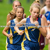Girls Varsity Cross Country - Needham hosted Braintree and Dedham at a BSC Tri-Meet on September 20, 2011, at Cutler Park in Needham, Massachusetts.