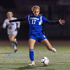 Girls Varsity Soccer: MIAA State Semi-final - Stoneham defeated Dover-Sherborn 4-0 on November 19, 2019 at Manning Stadium in Lynn, Massachusetts.