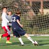 Boys Freshman Soccer: St. John's Prep defeated Everett 4-1 on October 25, 2016 at Everett High School in Everett, Massachusetts.