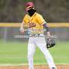 Varsity Baseball - Falmouth defeated Cape Elizabeth 11-1 on May 1, 2017 at Falmouth High School in Falmouth, Maine.