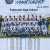 Boys Varsity Lacrosse: MPA Class A State Final - Cape Elizabeth defeated Falmouth 19-6 on June 18, 2021 at Fitzpatrick Stadium in Portland, Maine.