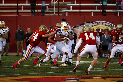 Juan Diego FB vs Union 10-5-12
