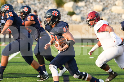 Brighton Begals vs Herriman Mustangs at Brighton High School. 08-21-2015. ©2015 bbsportspics (Bryan Byerly)