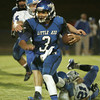 Little Axe v Bridge Creek football 1