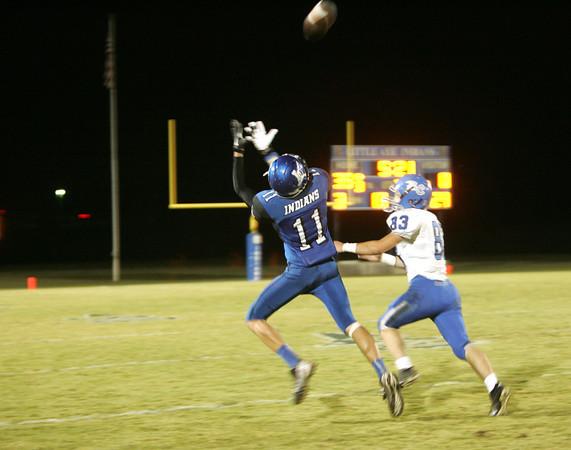 Little Axe v Bridge Creek football 3