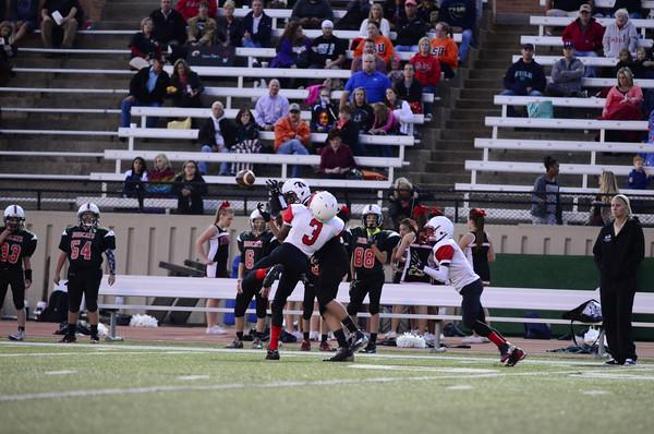 Moore Junior High Football Championships