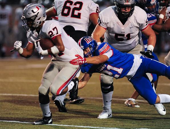 Moore v Tulsa Union Football